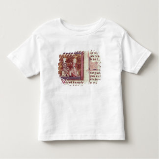 Lancelot and Guinevere sit and talk Toddler T-shirt