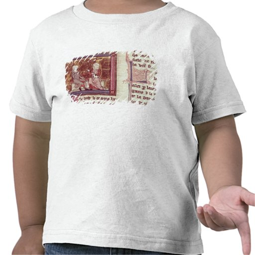 Lancelot and Guinevere sit and talk Tshirt