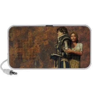 Lancelot and Guinevere Speaker System