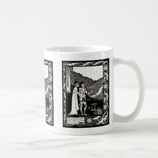 Lancelot and Hellawes the Witch Coffee Mug