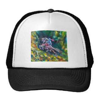 LANCELOT RIDING IN THE GREEN FOREST TRUCKER HAT