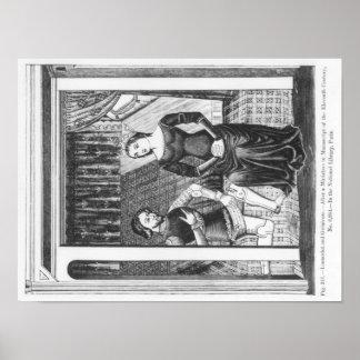 Lancelot y Guinivere Posters