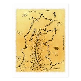 Lancemyth Postcard