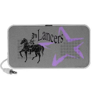 Lancer Doodle Speaker