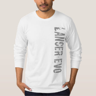 Lancer Evo Vert T Shirt