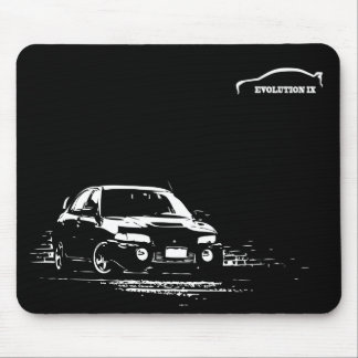 Lancer Evolution IX Mouse Pad