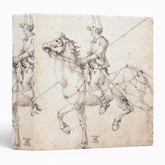 Lancer on Horseback by Albrecht Durer Binder