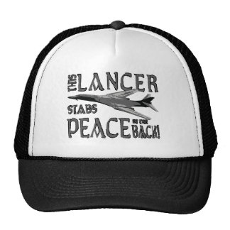 Lancer Stabs Peace in the Back Trucker Hat