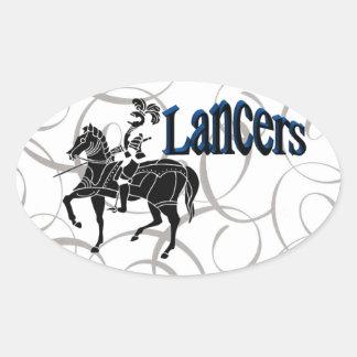 Lancer Stickers