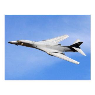 Lancero B-1 Tarjeta Postal