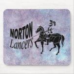 Lanceros Mousepad de Norton Tapetes De Ratón