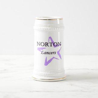 Lanceros Stein de Norton Jarra De Cerveza