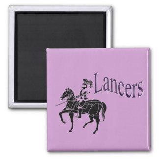 Lancers Magnet