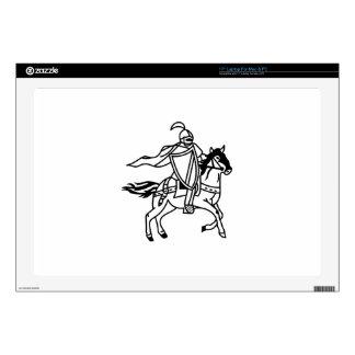 """Lancers Mascot 17"""" Laptop Skins"""