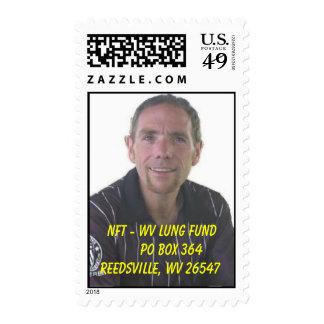 LanceStamp,  NFT - WV Lung Fund   ... - Customized Stamps