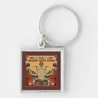 Lanchester Harvest Festivals and PowWow Keychain
