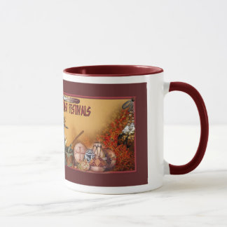 Lanchester Harvest Festivals and PowWow Mug