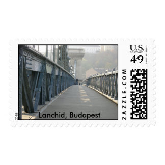 Lanchid, Budapest Postage Stamps