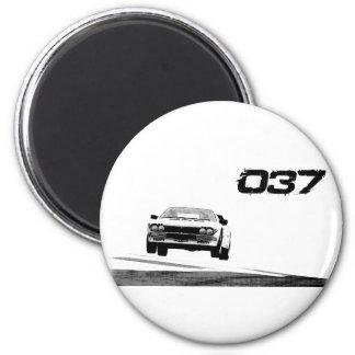 Lancia 037 2 inch round magnet
