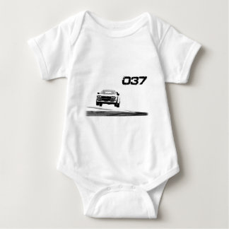 Lancia 037 baby bodysuit