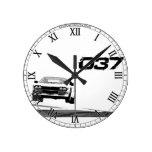 Lancia 037 Clock