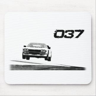 Lancia 037 mouse pad