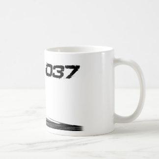 Lancia 037 tazas de café
