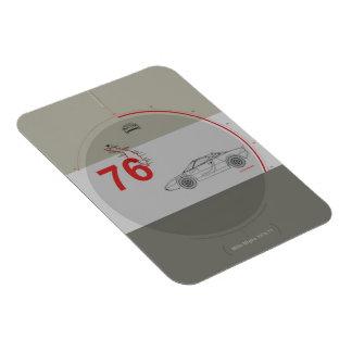 Lancia Stratos Magnet