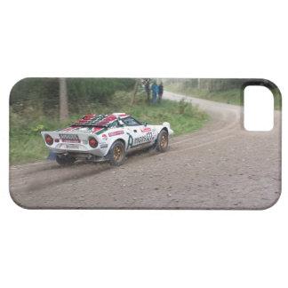 Lancia Stratos Rally car case iPhone 5 Covers