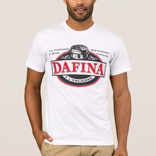 l'Ancienne del à de Dafina de la camiseta
