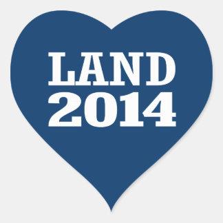 LAND 2014 STICKERS