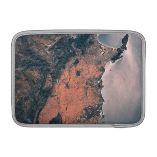 Land and Sea from Space 3 MacBook Sleeves