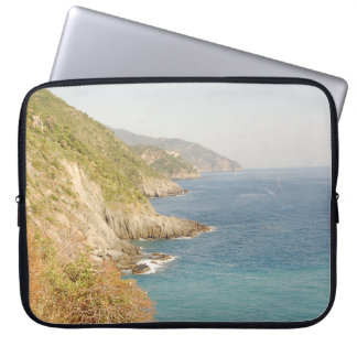 Land and Sea Laptop Sleeve