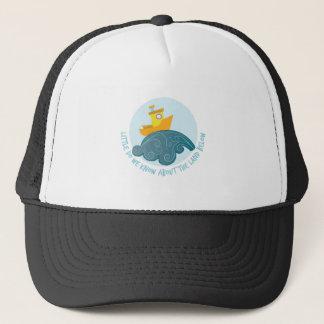 Land Below Trucker Hat