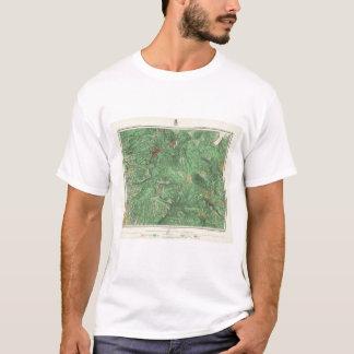 Land Classification Map of California T-Shirt