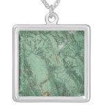 Land Classification Map of Idaho Jewelry