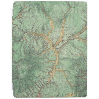 Land Classification Map of New Mexico 2 iPad Cover