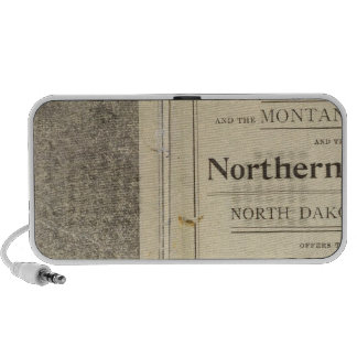 Land Grant of North Dakota iPhone Speakers