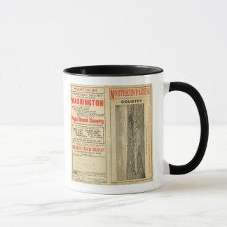 Land grant Washington and Oregon Mug