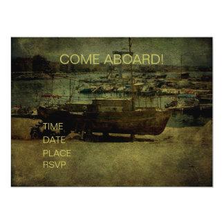 Land, Ho! Card
