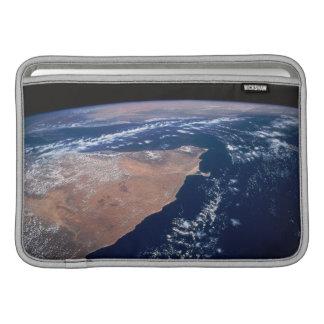 Land Meeting Water on Earth MacBook Air Sleeve