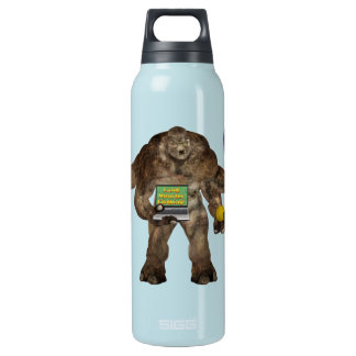 Land Monster Insulated Water Bottle