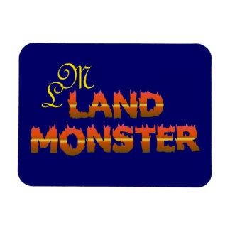 Land Monster Magnet