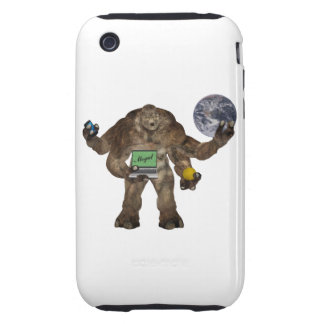 Land Monster Tough iPhone 3 Cover