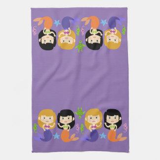 Land-o-Mermaids Towels