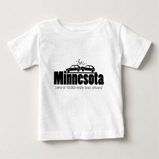 Land of 10,000 Really Bad Drivers Baby T-Shirt