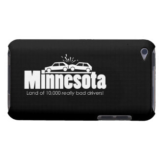 Land of 10,000 Really Bad Drivers Barely There iPod Case
