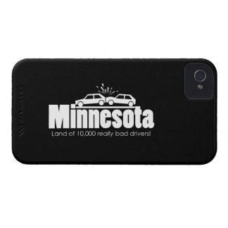 Land of 10,000 Really Bad Drivers iPhone 4 Case