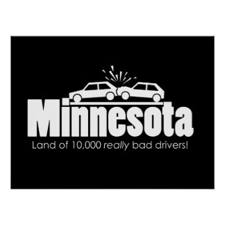 Land of 10,000 Really Bad Drivers Poster