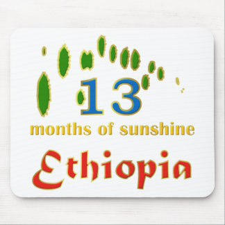 Land of 13 months of sunshine mouse pad